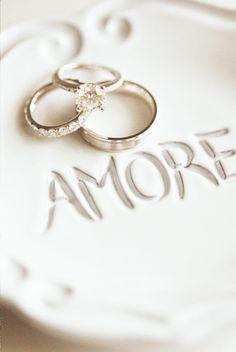 Tuscan Wedding, Our Wedding, Dream Wedding, Wedding Rings, Simply Wedding Dress, Wedding Dresses, Silk Orchids, Spring Wedding Colors, Glamorous Wedding