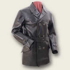 This is the jacket I would wear, if I was commander of an evil empire's airship fleet - Dieselpunks