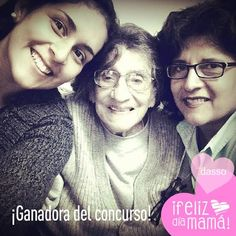 GANADORA DE #LOVEMYMOM