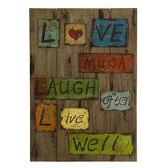Love Laugh Live!