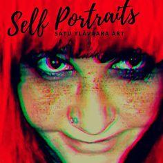 Valokuvaaja (@satuylavaara) • Instagram-kuvat ja -videot Portraits, Selfie, Graphic, My Arts, Instagram, Artwork, Work Of Art, Auguste Rodin Artwork, Artworks