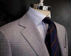 Perfect tie/suit combination
