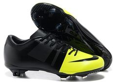90558d12b811 Nike GS Green Speed FG Mens Firm Ground Soccer Cleats(Volt and Black) Mens