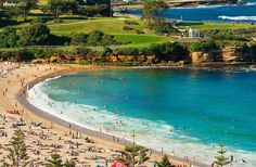 Coogee Beach, Sydney by Hirsty Photography