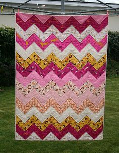 mendocino quilt for Caoimhe by marmys, via Flickr