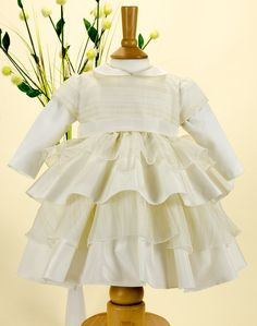 646667ec Christening Outfit, Christening Gowns, Occasion Wear, Cute Outfits For  Kids, Baby Dress