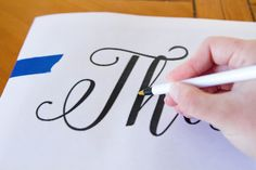 Little Bits of Home: Simple & Foolproof Tutorial for Making Your Own Lettered Wood Sign