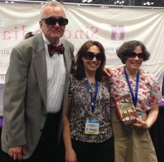 with Roger Sutton & Dina Sherman, BGHB Honor Book