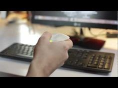 EGO! #Smart #mouse: a revolutionary interaction device that allows you to interact with every computer, move freely between them and access your digital identity, seamlessly. http://kck.st/13jNyOV  #tech #design