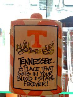 Tennessee Cookie Jar