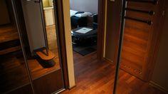 Przedpokoj  http://www.rainbowapartments.pl/apartament-brazowy/