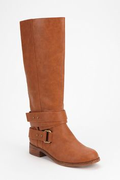 On my #UONICELIST #UrbanOutfitters - Ecote Multi-Strap Tall Boot