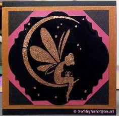 Stencil – Fairy Moon
