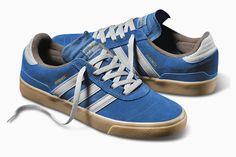 Adidas Busenitz Vulc   bluebird/white