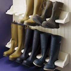 Giving Boots the Boot! 11 Smart Storage Ideas for Your Winter Footwear
