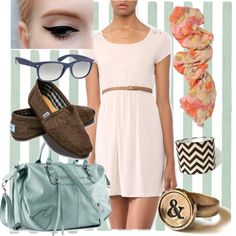 """""""Cutest outfit ever."""" by mrshough on Polyvore"""