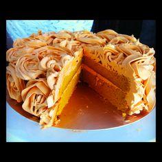 ~Homemade Thai Tea Cake~