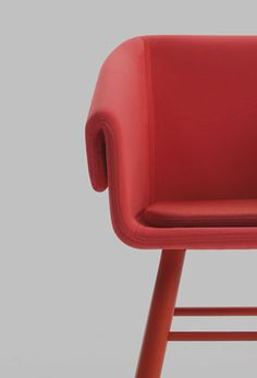 Sancal | Collar Chair | Red
