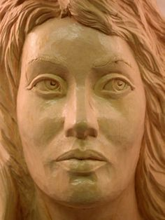 IVAN WHILLOCK SCULTPURE IN WOOD