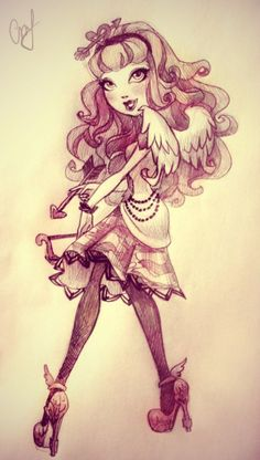 By Holivi C.A. Cupid (Ever After High)