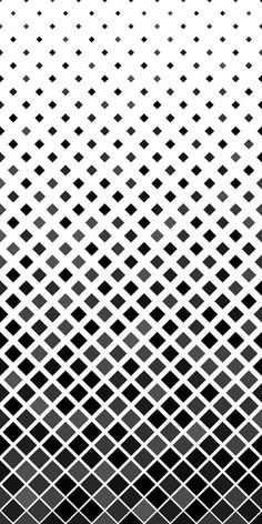 FREE vector graphic resources - abstract geometric black and white diagonal square pattern background Geometric Patterns, Monochrome Pattern, Graphic Patterns, Abstract Pattern, Pattern Art, Textures Patterns, Pattern Designs, Islamic Patterns, Print Patterns
