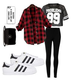 """""""Untitled #563"""" by lexi-riney ❤ liked on Polyvore featuring adidas Originals, Max Studio, Chanel and Zero Gravity"""