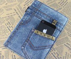 Como reciclar un pantalón jean ~ lodijoella