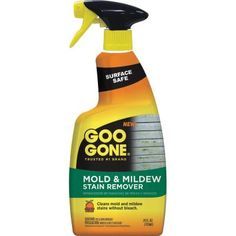 Bring in the easiest way to eliminate mold, mildew to your home by using this Wet & Forget Moss Mold Mildew and Algae Stain Remover. Mildew Stains, Carpet Stains, Mold And Mildew, Cleaning Vinyl Siding, Roof Cleaning, How To Kill Mold, Mold Prevention, Deck Cleaner, Clean Patio