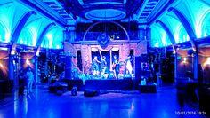 En el teatro Bodevil de Madrid
