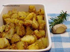 ricette zenzero 8 patate