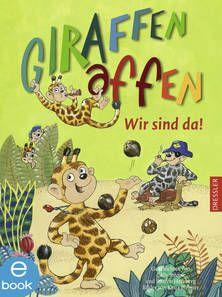 E-Book - Giraffenaffen - Wir sind da! - Stronk / Herzberg (ab 4 Jahren)