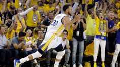 Curry Warriors roll past Jazz in Game 1