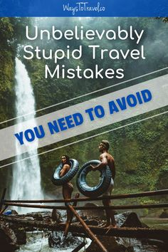 You are gonna laugh when you read the unbelievably stupid travel mistakes I've made but hopefully, you can avoid making the same ones afterward! Re-pin for others who could benefit from motivation, safety, and inspiration before their next international travel. First-time traveler | Travel tips | Travel Inspiration | Travel Advice | International Travel | Travel Safely | Travel Solo | Travel Abroad #travelmistakes #travelsafe #travelsafety #travelinspiration #travelmotivation #travelsmarter Solo Travel, Time Travel, Travel Advice, Travel Tips, World Travel Guide, Screwed Up, Great Night, Death Valley, Travel Abroad