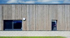 Russwood Timber Cladding provides an attractive & durable external finish which is renewable, reusable, biodegradable & contains minimal embodied energy.