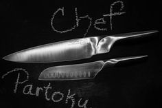 These are some sweet knives! Chef and Partoku