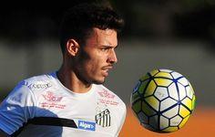 """Zeca quer levar estilo """"europeu"""" do Santos para seleção na Olimpíada  http://santosfutebolarte.omb10.com/SantosFutebolArte/placar-de-santos-x-chapecoense"""