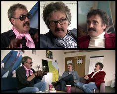 The Top Gear boys doing top secret Top Gear stuff