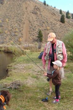 you go girl! #flyfishing I would love to see more women fly fish, so guys & gals get your daughters into it, it's so much fun!