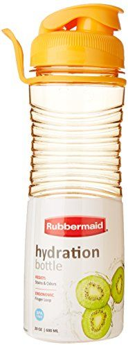 Rubbermaid 20 oz Chug Bottle  1 Bottle  Various Colors ** Find out more about the great product at the image link.Note:It is affiliate link to Amazon.