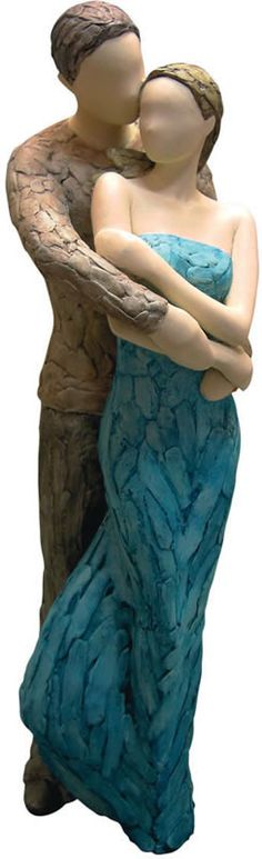 Together Forever Loving Couple Figurine. Find Exceptional Engagement and Wedding Related Figurines at AllSculptures.com