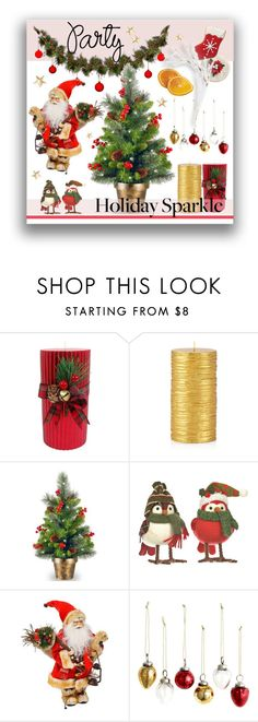 """#holidayparty***"" by ksenia-lo ❤ liked on Polyvore featuring interior, interiors, interior design, home, home decor, interior decorating, St. Nicholas Square, Bloomingdale's, Martha Stewart and Design 55"