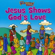 Beginner's Bible story books