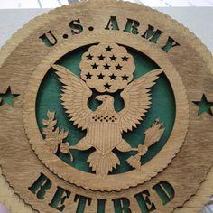 U.S. Army Retired