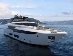 PREVIEW THE NEW FERRETTI 920 PROJECT - Currently in build at the Cattolica shipyard in Italy, this 28.49m fast planing yacht has been designed to reach speeds of up to 30 knots, facilitated by twin 2,435hp MTU engines.  To view the Ferretti 920 Project visit http://www.inwardsmarine.com/new-yachts/ferretti-yachts/ferretti-920 or contact richard@inwardsmarine.com for details on how you can own this modern masterpiece.