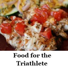 Training for your next Triathlon? Make sure you have these foods on your list of to eats.