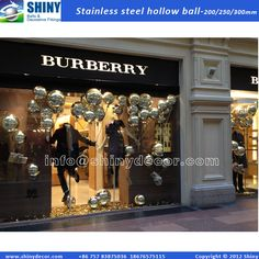 Item:stainless steel hollow ball Material: stainless steel/AISI201/304/316 Finish:Chrome/Mirror/Matt/Brushed