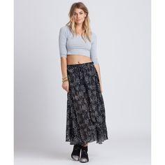 In Your Eyes Maxi Skirt | Billabong US