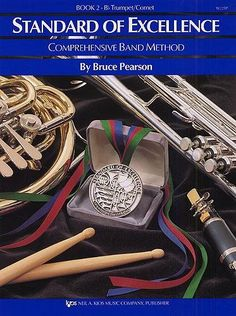 Pearson: Standard of Excellence Book 2 (Bb Trumpet/Cornet)