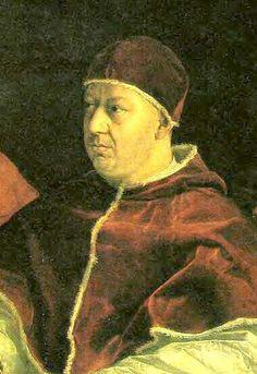 Portrait of Pope Leo X