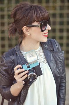 Hairstyles For Short Hair With Bangs Hair Styles With Bangs For Short Hair  Pinterest  Bangs Medium